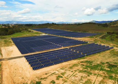 Ranguil   3 MW   Chile