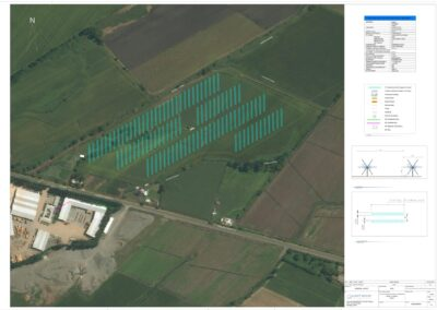Manzanar I   3 MW   Chile